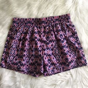 Women's Ana Floral Shorts Size Small